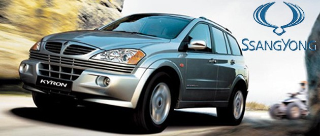 Locations de 4×4/SUV SsangYong
